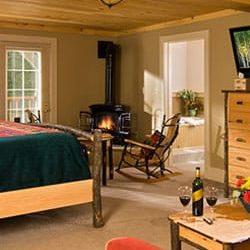 Ignite the Romance! Adirondack Anniversary Package at The Alpine Lodge
