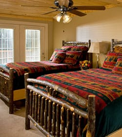 cozy adirondack lodging for families near gore mountain