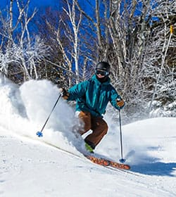 gore mountain skiing