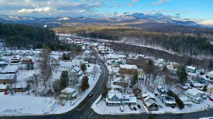 North creek, ny – #3 in us ski towns by forbes magazine!